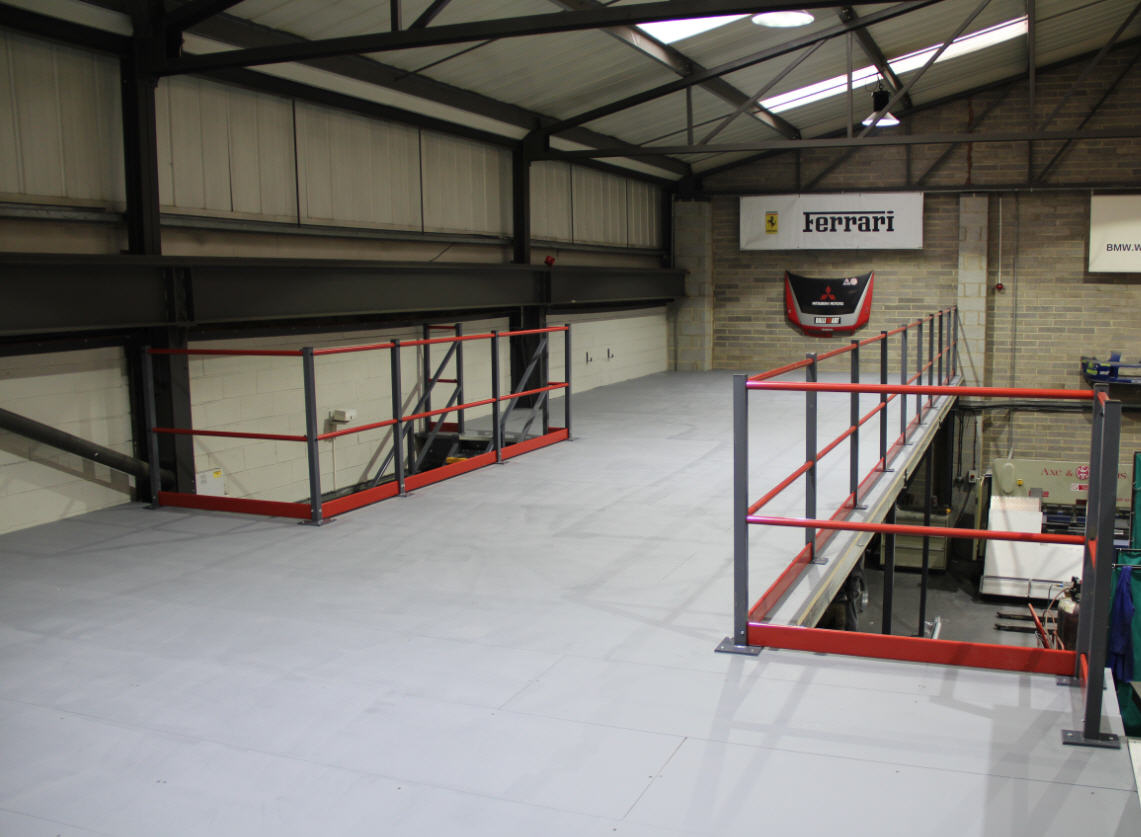 How Long Does It Take To Install A Mezzanine Floor