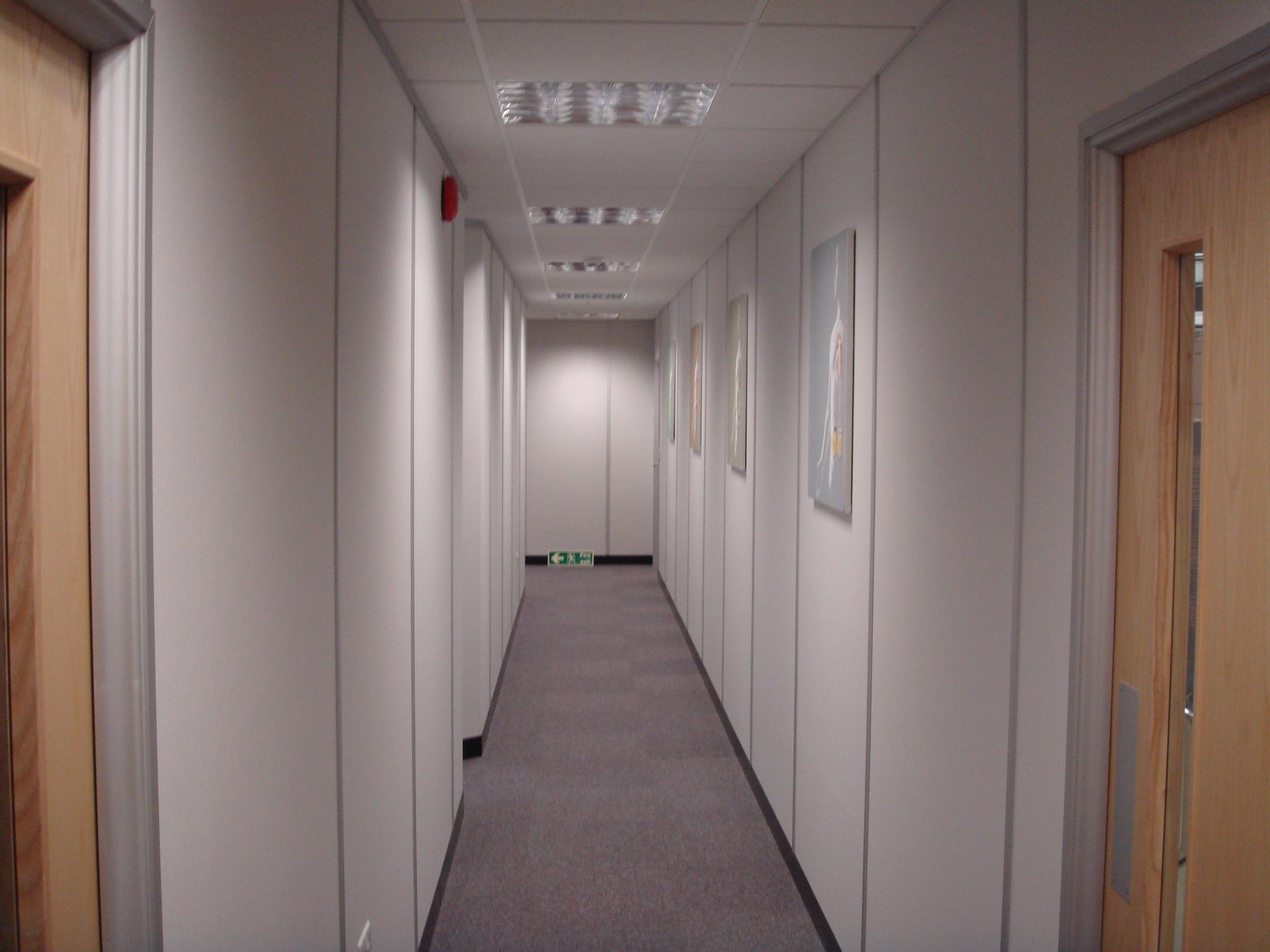 Protected Corridor
