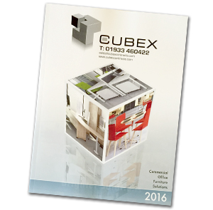 cubex contracts furniture catalogue