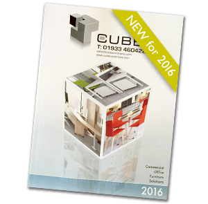 Cubex Contracts Office Furniture Catalogue 2016