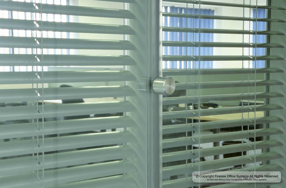 Frosted Glass Sliding Doors Internal
