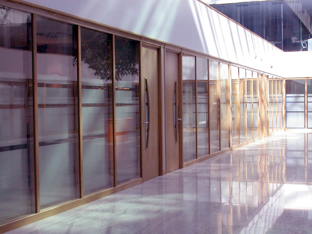 Glass Office Partitions Glazed Walls Supplier Office