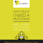 why might I need a mezzanine floor brochure download from cubex contracts