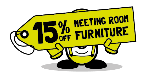 15 percent off meeting room furniture from cubex contracts