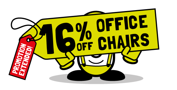 16% off office chairs from Cubex Contracts Northants - offer ends September 30 2017
