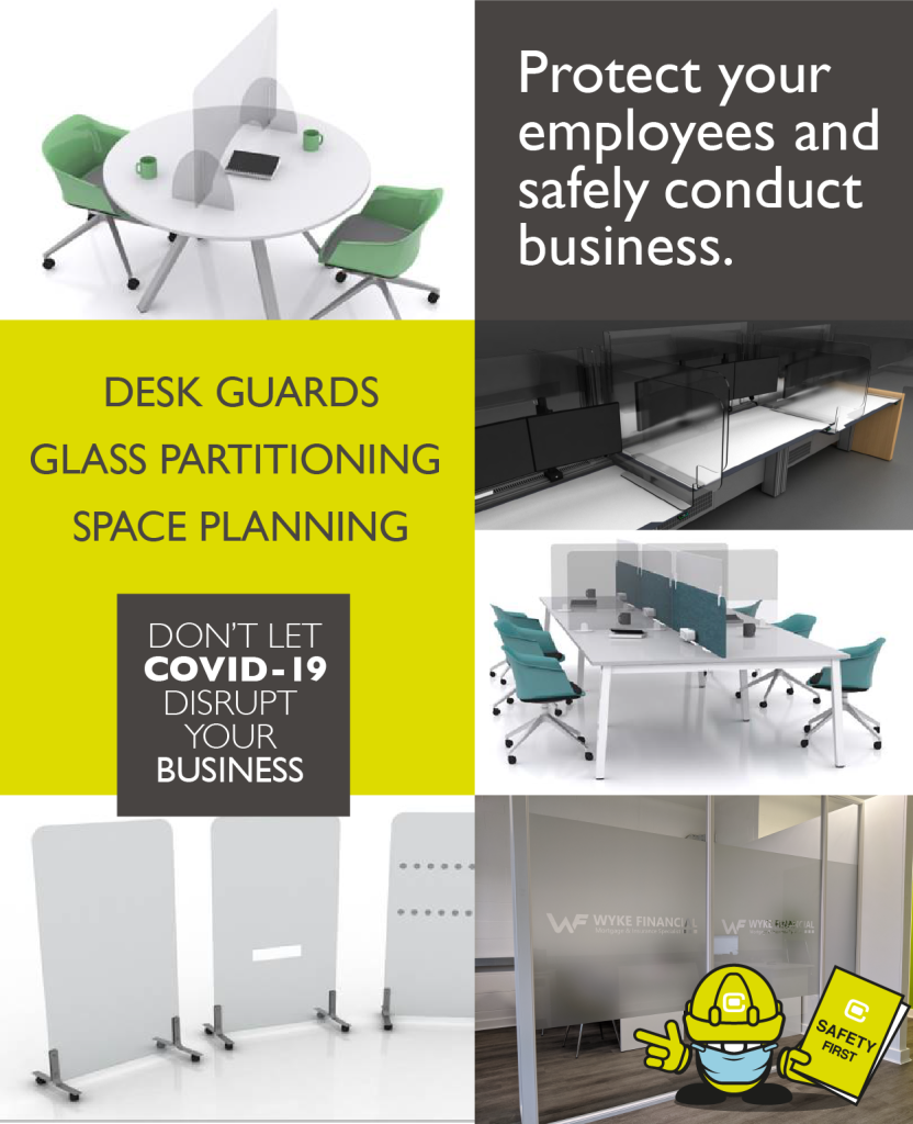 Cubex Contracts can help your business get COVID Secure - protect your staff and conduct business safely