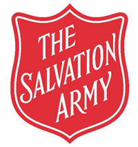 The Salvation Army Logo 200