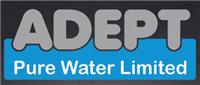 Adept Pure Water Logo 200