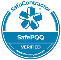 Cubex Contracts Safe Contractor Logo