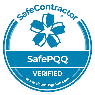 Seal Alcumuns Safe Accreditation