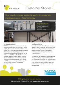 thumbnail of SATRA case study pdf