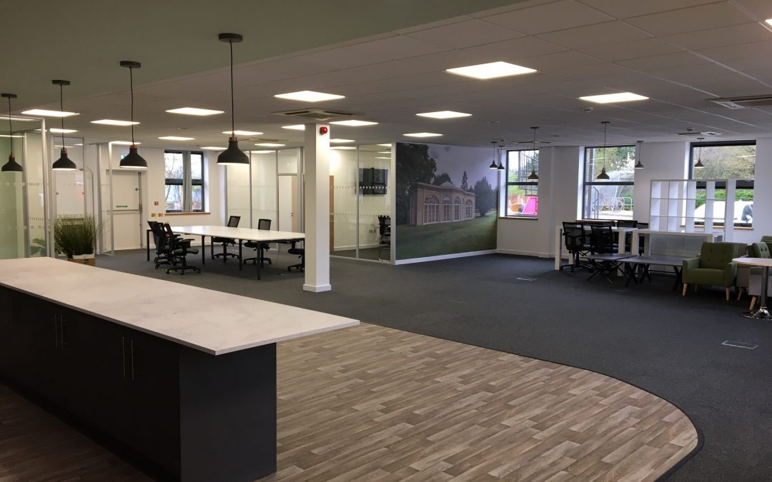 Create Additional Space Within Your Office Premises