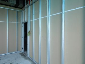 Stud Partitioning
