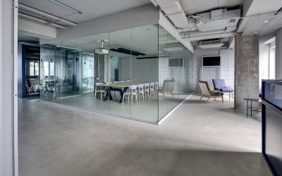Making Use of Commercial Space with Partitioning
